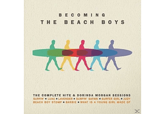 The Beach Boys - Becoming The Beach Boys:Compl.Hite &Dorinda Morgan [CD]