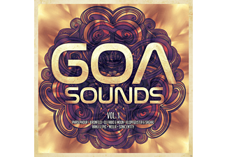 VARIOUS - Goa Sounds Vol.1 [CD]