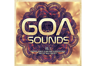 VARIOUS - Goa Sounds Vol.1 - (CD)