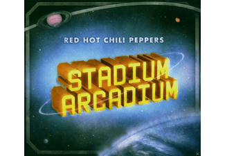 Red Hot Chili Peppers - Stadium Arcadium [CD]