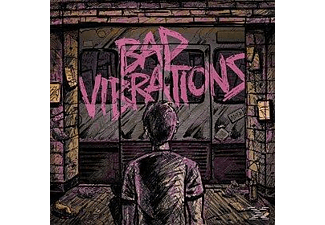A Day To Remember - Bad Vibrations-Coloured Vinyl - (LP + Download)