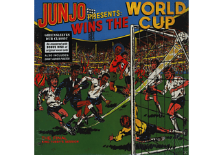 VARIOUS - Junjo Presents: Wins The World Cup (2lp+Poster) - (Vinyl)