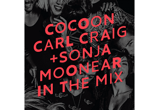 VARIOUS - Cocoon Ibiza mixed by Carl Cra [CD]