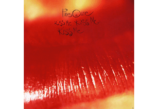 The Cure - Kiss Me,Kiss Me,Kiss Me (2 LP) [Vinyl]