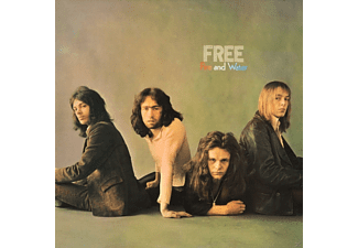 Free - Fire And Water - (CD)