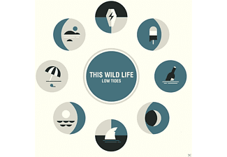 This Wild Life - Low Tides-Coloured Vinyl - (LP + Download)