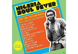 VARIOUS - Nigeria Soul Fever! [CD]