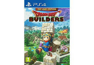 Dragon Quest Builders D1 Edition PS4