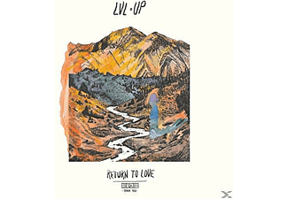 Lvl Up - Return To Love (MC) [MC (analog)]