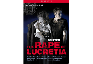- The Rape of Lucretia - (DVD)