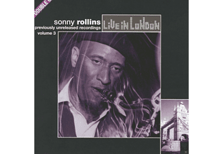 Sonny Rollins - Live In London Vol.3 [CD]