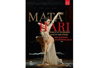 Ted Brandsen, Tarik O`Regan, Anna Tsygankova, Dutch National Ballet - Mata Hari - Ballett [DVD]