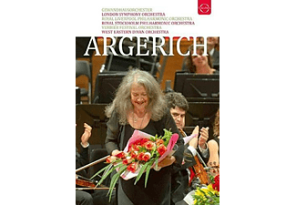 - Martha Argerich Box - (DVD)