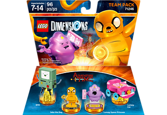 Team Pack Adventure Time