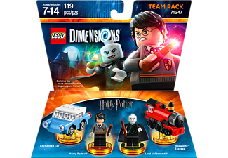 Team Pack Harry Potter
