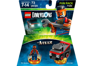 LEGO DIMENSIONS Fun Pack The A-Team Spielfiguren