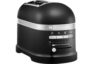 KITCHENAID 5 KMT 2004 Toaster Schwarz ()