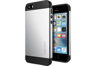 SPIGEN 041CS20249, iPhone SE/5/5s, Silber