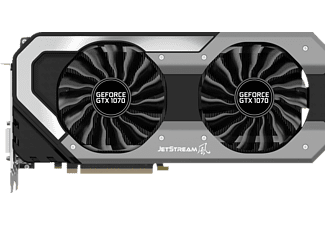 PALIT GeForce GTX 1070 Super JetStream 8GB (NE51070S15P2J) (NVIDIA, Grafikkarte)