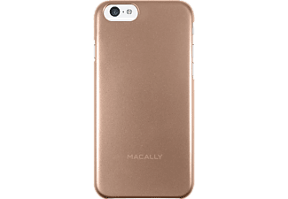 MACALLY Θήκη iPhone 6 4.7 - Champagne metallic - (SNAPP6M-CH)
