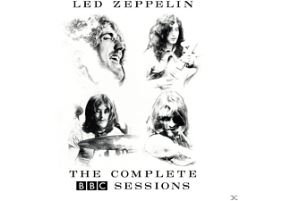 Led Zeppelin - The Complete BBC Session - (CD)