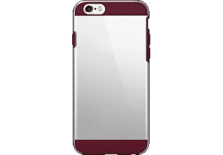 WHITE DIAMONDS Innocence Clear, Backcover, iPhone 6/6s, Weinrot/Transparent