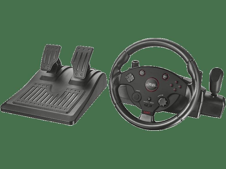 TRUST GXT 288 Racing Wheel - (20293) laptop  tablet  computing  αξεσουάρ gaming χειριστήρια παιχνιδιών computing   ta