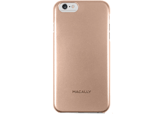 MACALLY Θήκη iPhone 6 Plus - Champagne metallic - (SNAPP6L-CH)