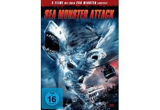 Sea Monster Attack [DVD]