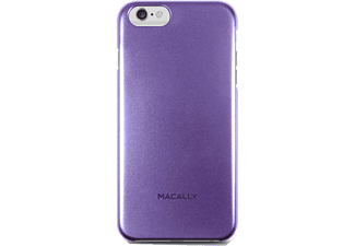 MACALLY Θήκη iPhone 6 Plus - Purple metallic - (SNAPP6L-PU)