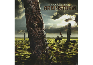 Brainstorm - Memorial Roots (Re-Rooted) [CD]