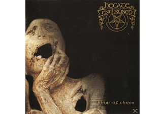 Hecate Enthroned - Kings Of Chaos [CD]