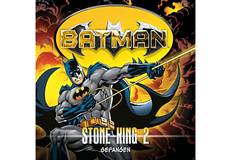 Allan Grant - Batman: Stone King-Folge 02 - (CD)