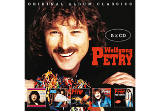 Wolfgang Petry - Original Album Classics-Wolfgang Petry (2nd Edition) - (CD)