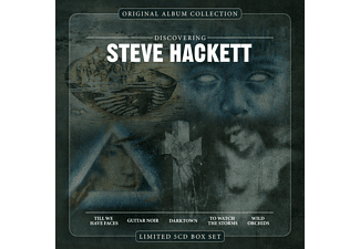 Steve Hackett - Original Album Collection: Discovering STEVE HACKE [CD]