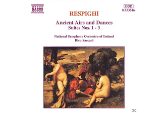 Nsoi, Saccani/Nat.SO Of Ireland - Antike Arien Und Tänze - (CD)