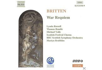 Lynda Russell, VARIOUS - War Requiem - (CD)