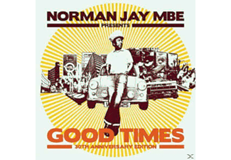 Norman (presents) Jay - Norman Jay Mbe Presents Good Times - (Vinyl)