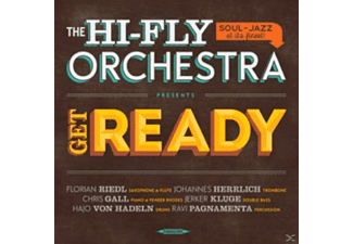 The Hi-fly Orchestra - Get Ready [Vinyl]