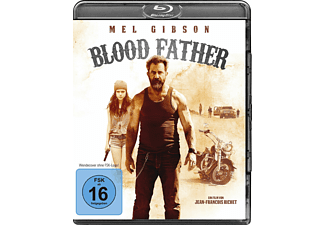 BLOOD FATHER [Blu-ray]