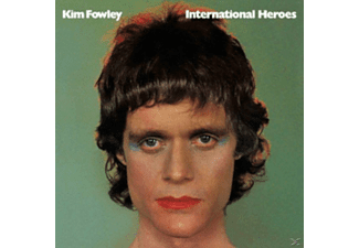 Kim Fowley - International Heroes - (Vinyl)