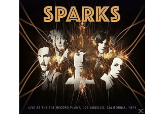 Sparks - Live At The Record Plant, California 1974 - (CD)