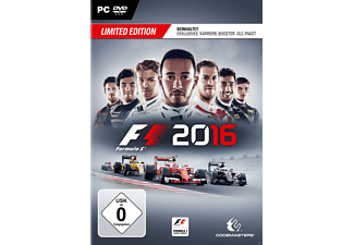 F1 2016 (Limited Edition) - PC