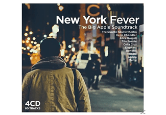 VARIOUS - New York Fever 01 [CD]