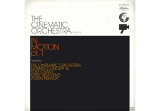 The Cinematic Orchestra - In Motion Part 1 - (LP + Download)