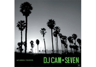 Dj Cam - Seven (Lp) [Limited Edition] - (Vinyl)