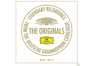 VARIOUS - The Originals - Legendary Recordings Vol.2 [CD]
