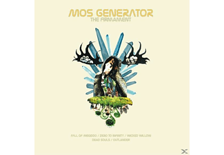 Mos Generator - The Firmament (Black Vinyl+CD) - (LP + Bonus-CD)