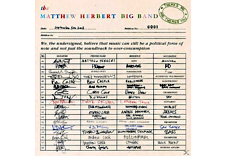Matthew Big Band Herbert - There's Me And There's You - (CD)
