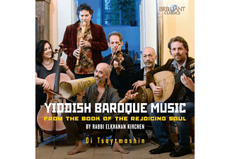 Di Tsaytmashin - Yiddish Baroque Music - (CD)